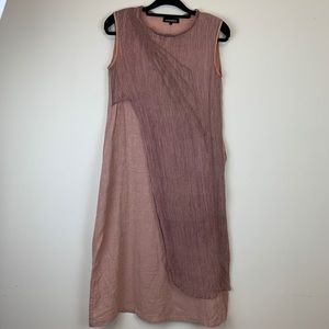 Mooerkerr Sleeveless Maxi Dress Sz S